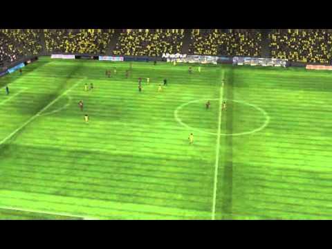 FC Nantes - LOSC - But de Bangoura 15 minutes