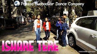 Ishare Tere | Guru Randhawa, Dhvani Bhanushali | Dance Choreography | PBDC Students