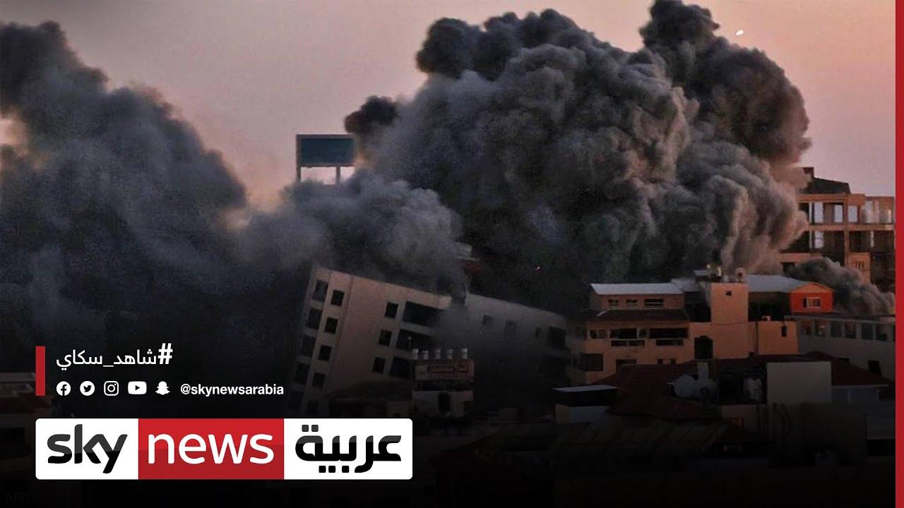 مقتل 11 فلسطينيا في غارات جديدة على غزة  - نشر قبل 4 ساعة