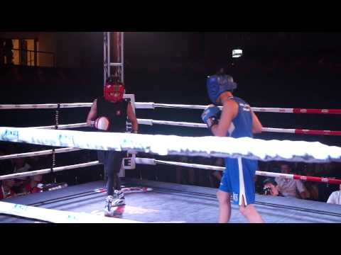 Ng Ka Ho Edwin (Blue) vs John Bryan Ignacio Gokg
