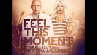 Pitbull Feat. Christina Aguilera - Feel This Moment Instrumental + free mp3 download!