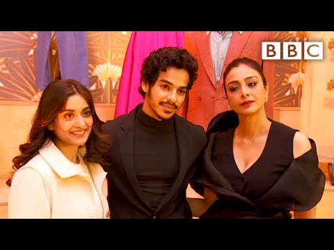 Catch up with the dazzling stars and director of A Suitable Boy - BBC