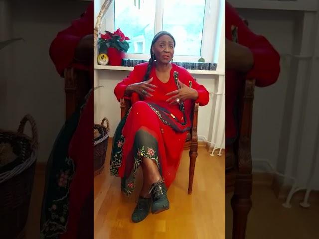Marcia Barrett of Boney M. - Christmas Greetings 2020