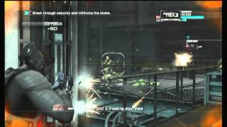 Binary Domain Xbox 360 HD Gameplay / Walkthrough Part 1