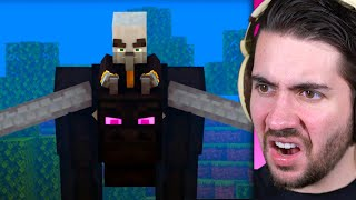 Reacting to The Most INSPIRING Minecraft Movie