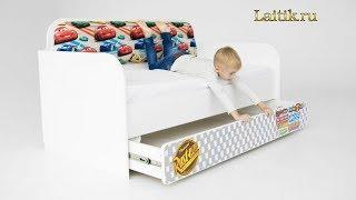 Тахта кровать. Детская мебель.Отзыв. Интернет-магазин Лайтик