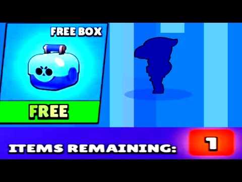 THE LUCKIEST PLAYER IN THE WORLD:)) ! Brawl Stars Funny Moments Animation
