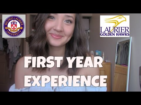 FIRST YEAR EXPERIENCE! LAURIER BBA
