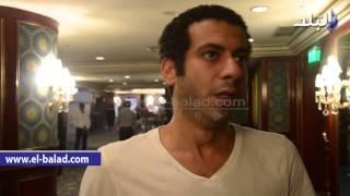 بالفيديو.. محمد فراج لـ'صدى البلد': شخصية 'علي' غيرت حياتي