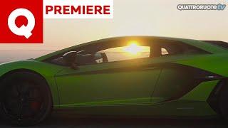 Abbiamo guidato la Lamborghini Aventador SVJ