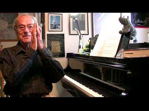 Frederic Balazs - composer interview, 2012