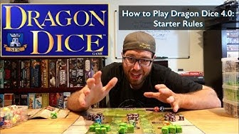 How to Play Dragon Dice 4.0: Starter Rules