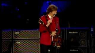 Paul McCartney - All My Loving (2012 05 10 - Zócalo DF México) (3/38)