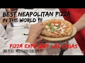 BEST NEAPOLITAN PIZZA IN THE WORLD (2nd place) watch the entire competition