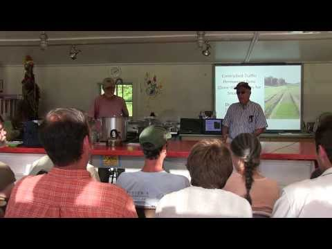 Cover Crop Innovations with Dr. Ron Morse, Part 3