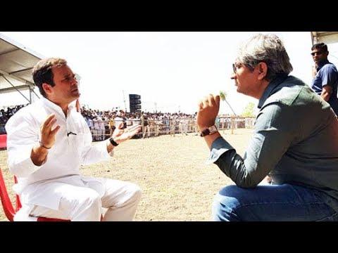 Rahul Gandhi To NDTV's Ravish Kumar: 'I Know My Family's Truth, Say What You Will'