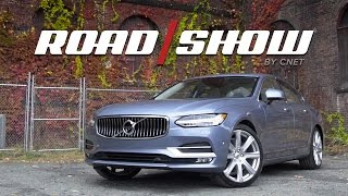 2017 Volvo S90 charts its own path