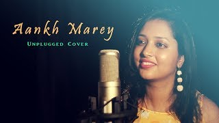 Aankh Marey | Unplugged Cover by Akanksha Sinha | Simmba