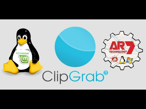 Install ClipGrab and download YouTube videos on Linux Mint (Ubuntu and Derivatives)