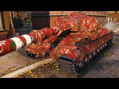 Mighty Conqueror - 12 Kills - World of Tanks Gameplay thumbnail