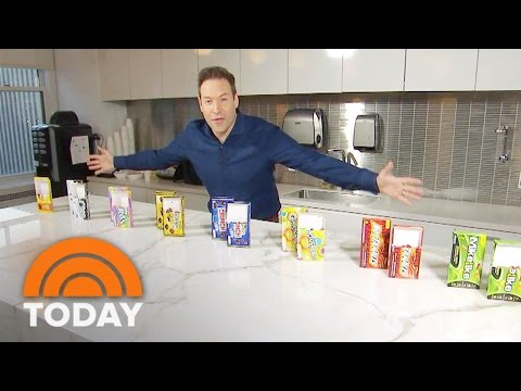Class-Action Lawsuits Alleges Candy Companies Under-Filling Boxes | TODAY