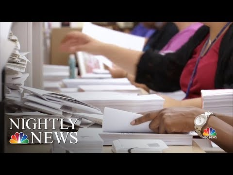Tax Code Changes Leave Many Americans With Unhappy Returns | NBC Nightly News