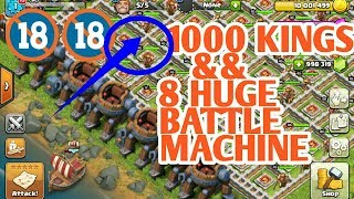 Latest Clash of clans mod apk (March 2018) Unlimited Everything 100 % working