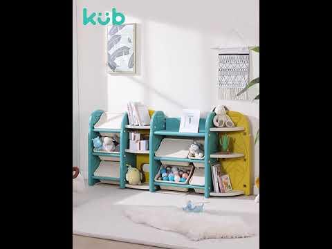 Kub Multi-Layer Storage Shelf/Rack