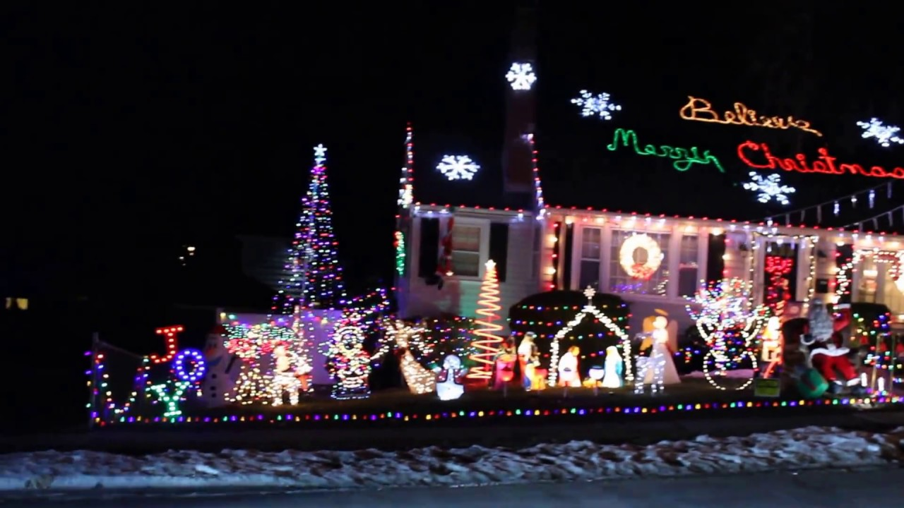 Best Christmas Home Decoration In