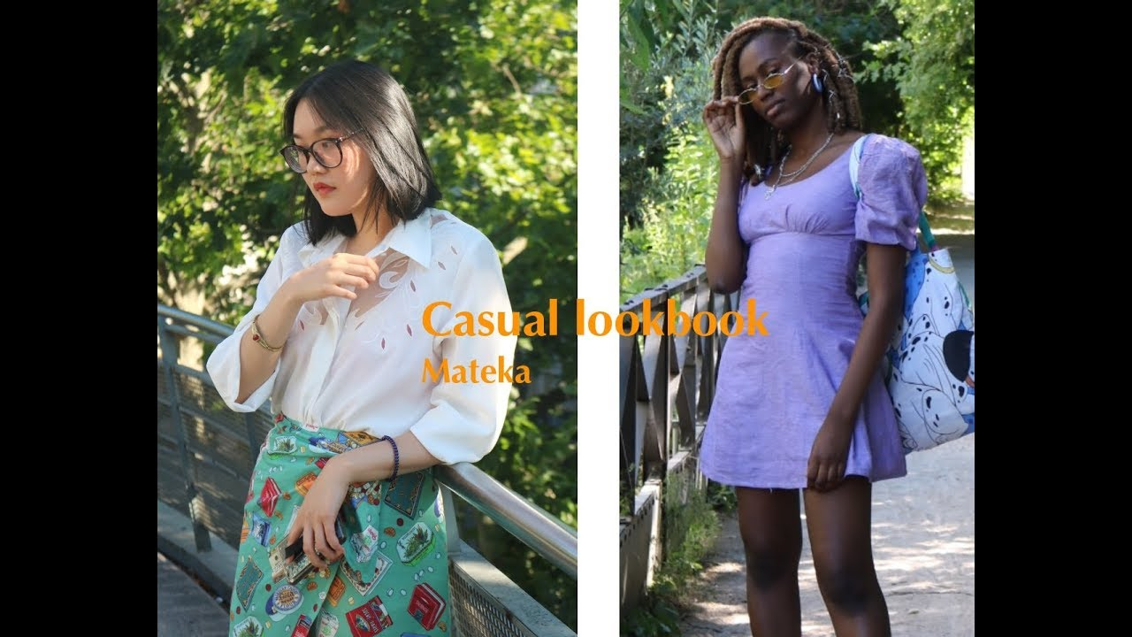 [VIDEO] - Casual lookbook 5
