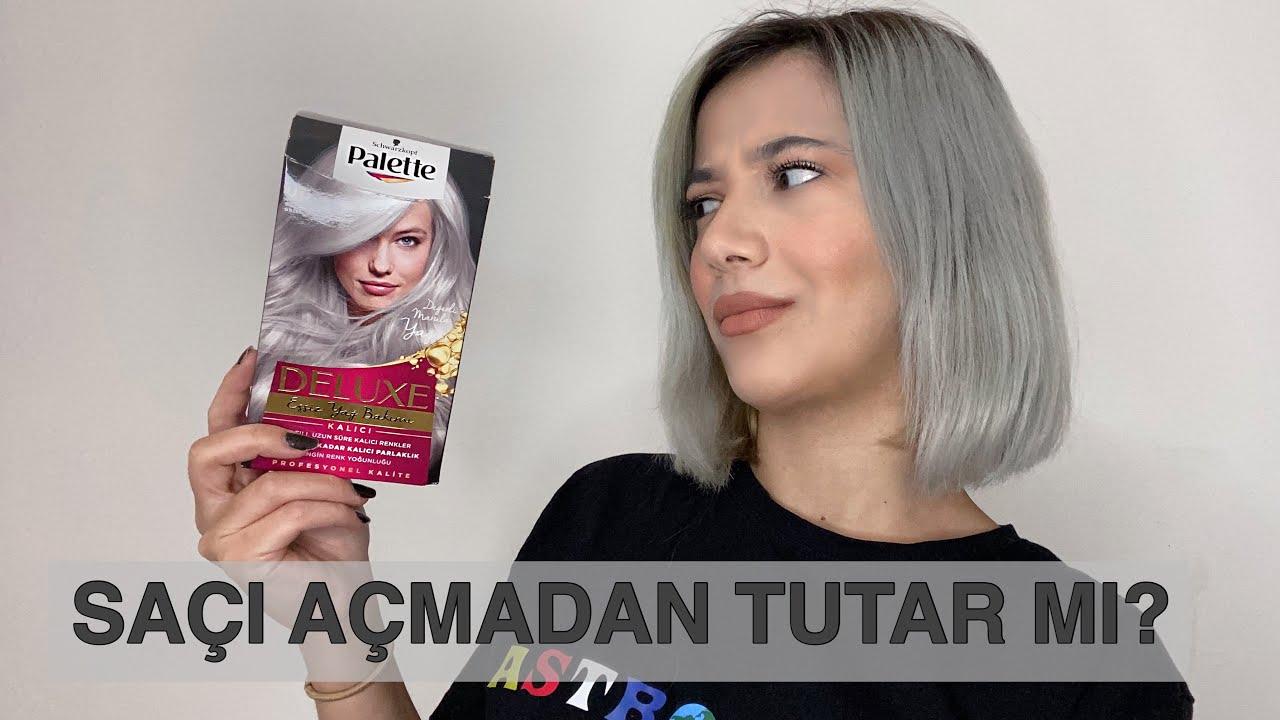 Saçımı Tarçın Barkıra Boyadım ( 8.77 ) vs (7.77) Palette I Yoğun Tarçın Bakır