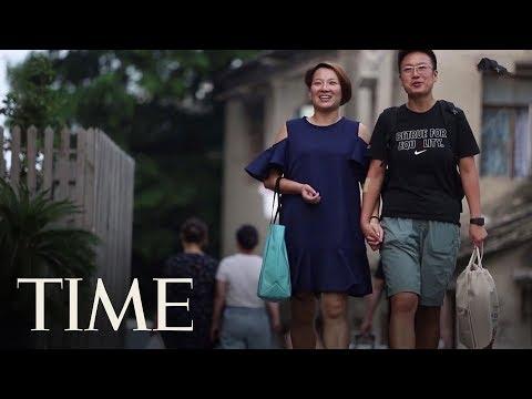 The 10th Shanghai Pride Parade Spotlights China's Changing Attitudes Toward Gay Lifestyles | TIME