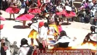 IES JCM de PUSI concurso de sikuris escolares Huancané 2010.mpg