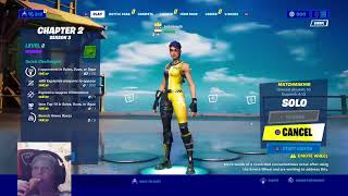 Ny sesong det blir custom games og mere moro bli med a #guttastemning // norsk Fortnite stream \\