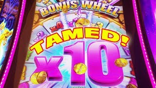 VEGASLOWROLLER FINALLY TAMES HIS NEMESIS SLOT ★ TIMBER WOLF GRAND