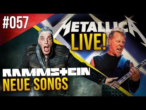 Neue RAMMSTEIN-Songs | METALLICA in Deutschland || METAL HAMMER WEEKLY WARFARE #057
