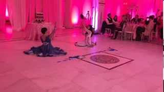 Rangeela Re and Kay Sera Wedding Reception Dance