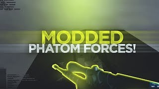 MODDED PHANTOM FORCES ON ROBLOX (2016 PHANTOM FORCES?!)