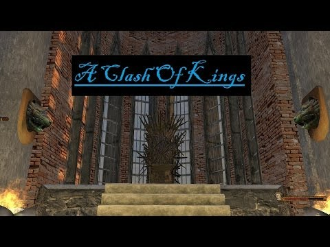 A Clash Of Kings #1 Character And Companions