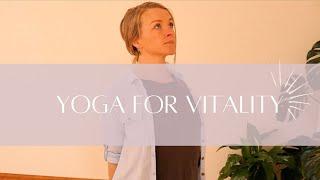 Gentle Yoga For Vitality