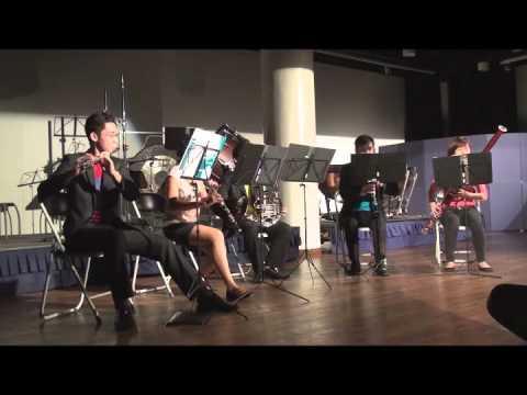 Allegro Molto Mozart Woodwind Quintet