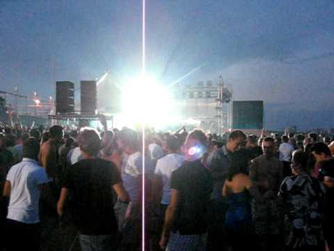 Tiesto Lignano Dance and Festival Spiaggia del kursaal riviera