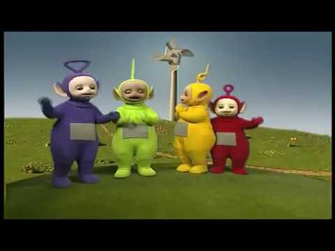 teletubbies en arabe