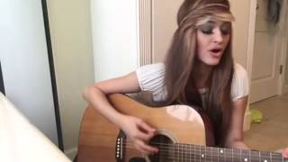 Fly - Maddie & Tae (Acoustic Cover-Kenzi Lewis) Mp3