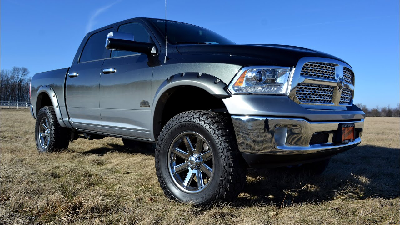 2016 Ram 1500 Laramie Rocky Ridge Altitude In Depth