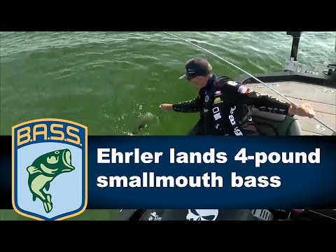 Brent Ehrler fills his limit at St. Lawrence