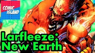 The Greed of Larfleeze, Agent Orange - Part 1 (New Earth; Best of Green Lantern #2)