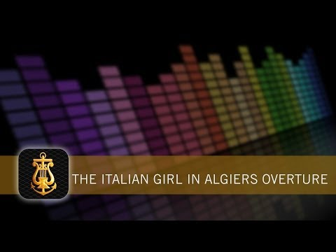 The Italian Girl In Algiers - Concert Band
