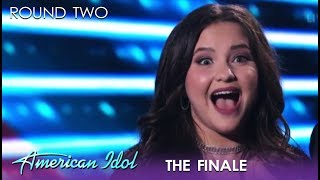 Madison Vanderburg Going For a Kelly Clarkson Idol Finale Moment! | American Idol 2019