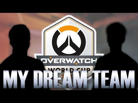 Choosing my Overwatch World Cup 'Dream Team!' (2018) thumbnail